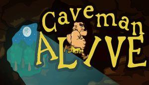 Caveman Alive cover