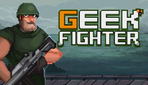 Geek Fighter cover