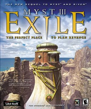 Myst III: Exile - PCGamingWiki PCGW - bugs, fixes, crashes, mods