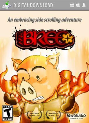 Mr. Bree+ cover
