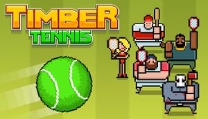 Timber Tennis cover
