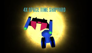 4X Space Time Shipyard cover