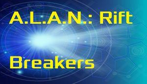 A.L.A.N.: Rift Breakers cover
