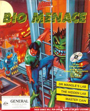 Bio Menace cover