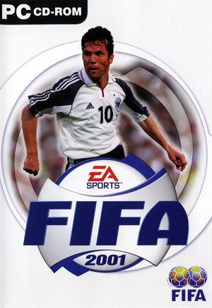 FIFA 2001 - PCGamingWiki PCGW - bugs, fixes, crashes, mods, guides