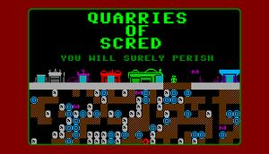 Quarries of Scred cover