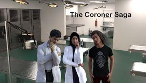 The Coroner Saga cover