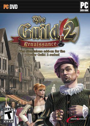 The Guild II: Renaissance cover