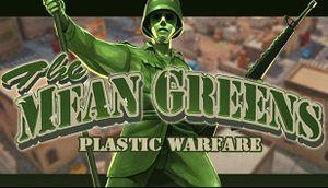 The Mean Greens - Plastic Warfare cover