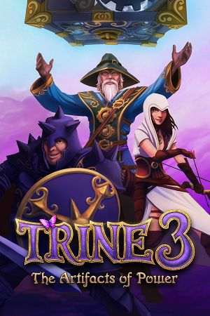 Trine 3: The Artifacts of Power cover