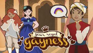 Your Royal Gayness cover