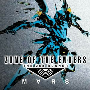 Zone of the Enders: The 2nd Runner M∀RS cover