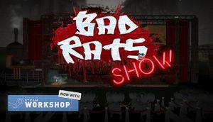 Bad Rats Show cover
