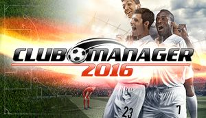 Club Manager 2016 cover