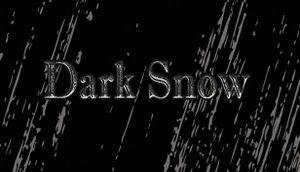 Dark Snow cover