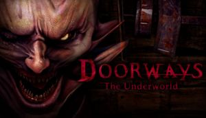 Doorways: The Underworld cover