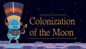 Colonization of the Moon cover