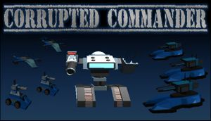 Corrupted Commander cover