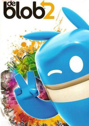 De Blob 2 cover