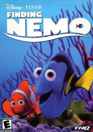Finding Nemo cover