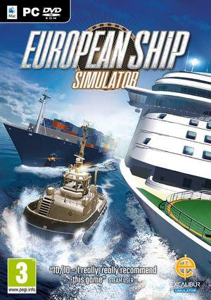 European Ship Simulator cover