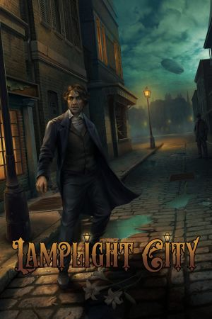 Lamplight City cover