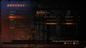 Resident Evil: Revelations 2 - PCGamingWiki PCGW - bugs