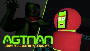 Agtnan: Monster Shutdown Sequence cover