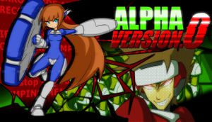 Alpha Version.0 cover