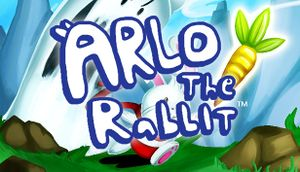 Arlo The Rabbit cover