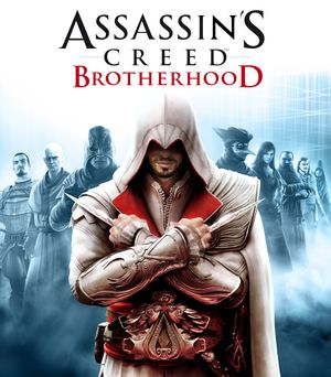 Assassin's Creed: Brotherhood cover