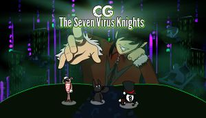CG the Seven Virus Knights cover