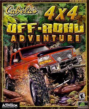 Cabela's 4x4 Off-Road Adventure cover