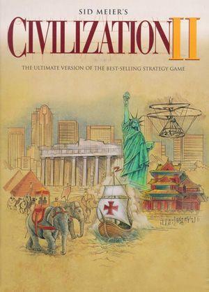 Sid Meier's Civilization II cover