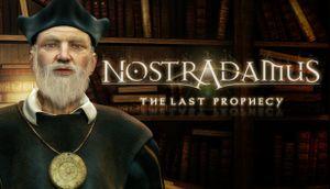 Nostradamus: The Last Prophecy cover