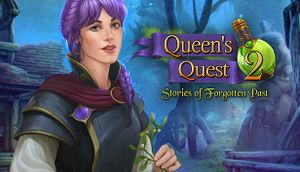Queen's Quest 2: Stories of Forgotten Past cover
