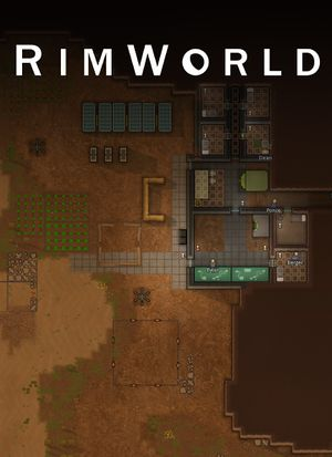 RimWorld cover