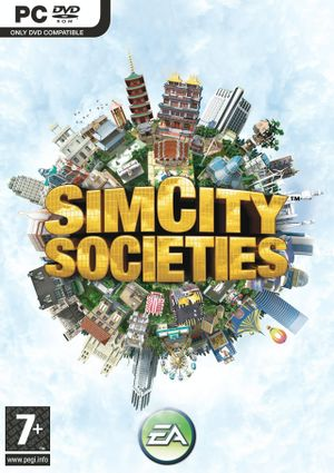 SimCity Societies cover