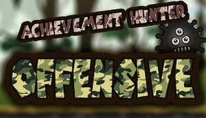 Achievement Hunter: Offensive cover
