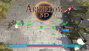 Arkhelom 3D cover