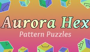 Aurora Hex - Pattern Puzzles cover