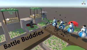 Battle Buddies VR cover