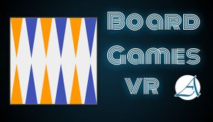 Board Games VR cover