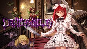 Deathsmiles cover