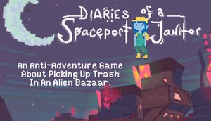 Diaries of a Spaceport Janitor cover