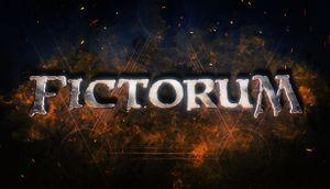Fictorum cover