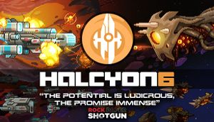 Halcyon 6: Starbase Commander cover