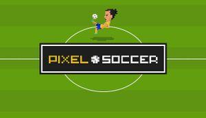 Pixel Soccer cover