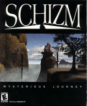 Schizm: Mysterious Journey cover