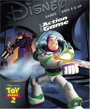 Toy Story 2: Buzz Lightyear to the Rescue cover